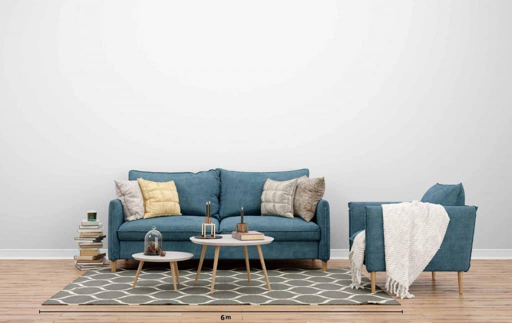 راهنمای خرید فرش برای اتاق خواب