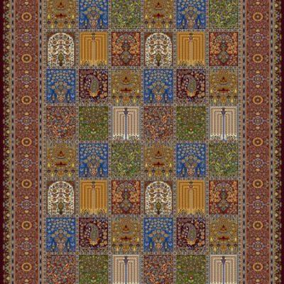فرش قالی سلیمان طرح Sl03
