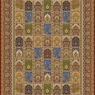 فرش قالی سلیمان طرح Sl04
