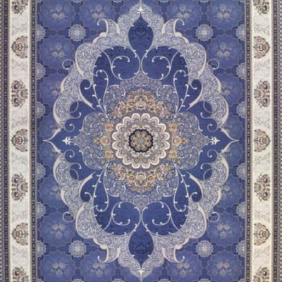 خرید فرش ماشینی 700 شانه طرح 8012 اصفهان
