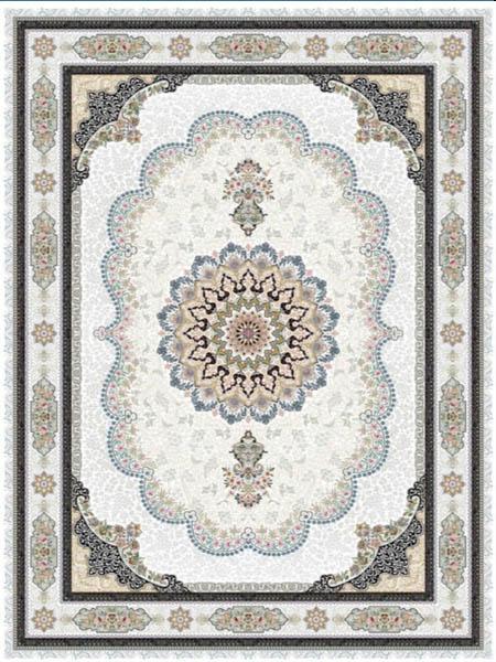 خرید فرش ماشینی 700 شانه در اصفهان طرح ویانا 8015