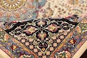 تفاوت رنگ در فرش ماشینی و فرش دستباف