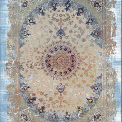 فرش قالی سلیمان طرح Map 11