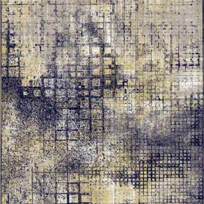 فرش قالی سلیمان طرح Map 3
