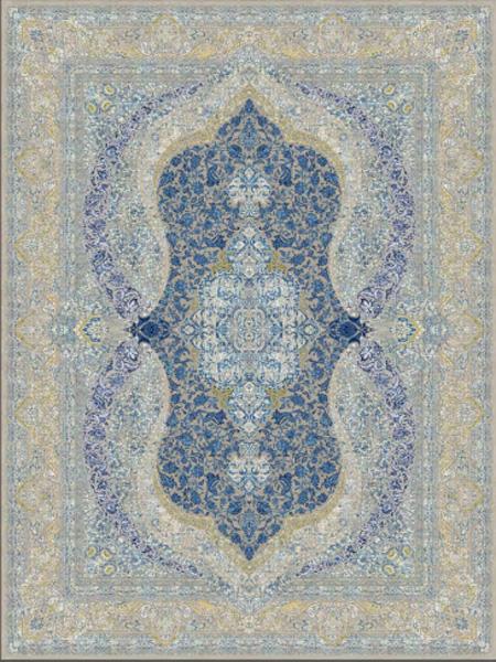 فرش قالی سلیمان طرح Map 9