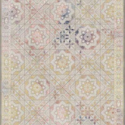 فرش قالی سلیمان طرح Map 1