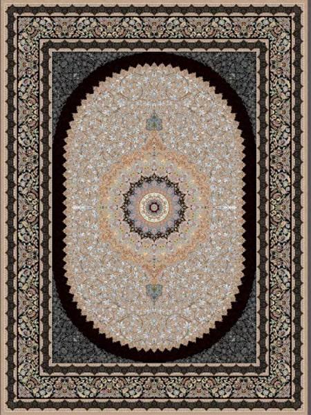 فرش قالی سلیمان طرح آناهید