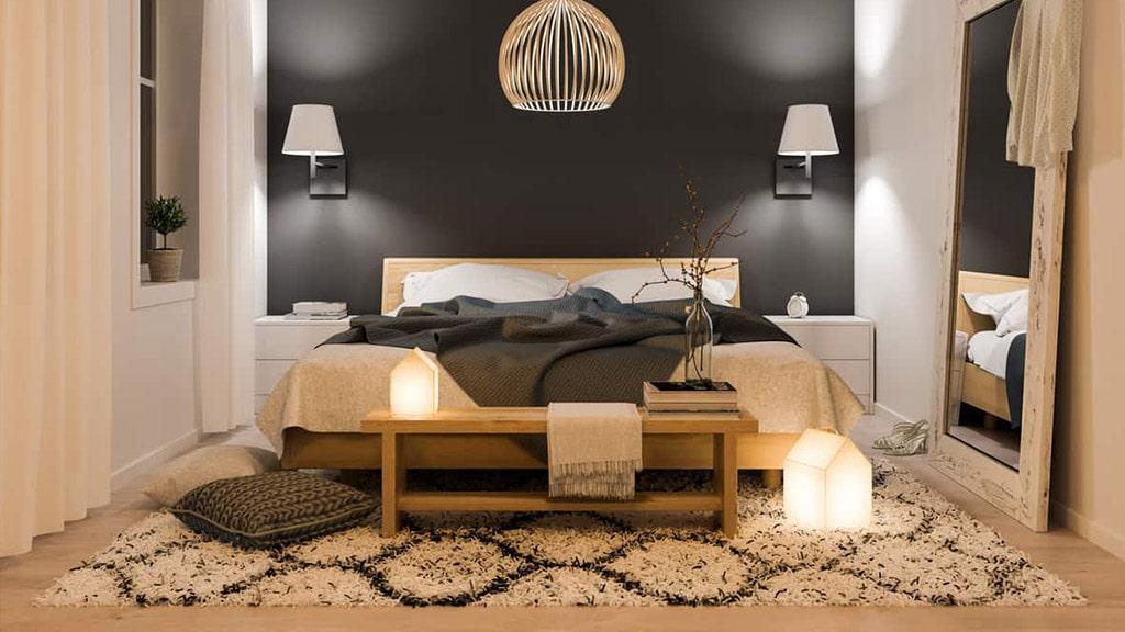راهنمای خرید فرش اتاق خواب