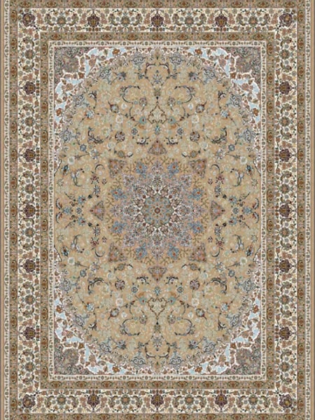 فرش قالی سلیمان طرح کیان