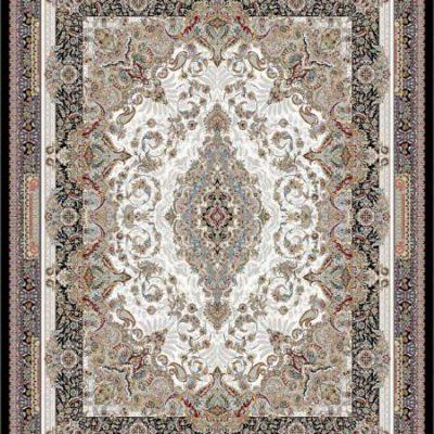 فرش قالی سلیمان طرح مژگان