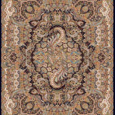 خرید فرش 700 شانه قالی سلیمان طرح پرستو
