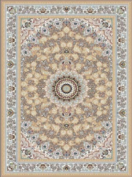 فرش قالی سلیمان طرح پویا
